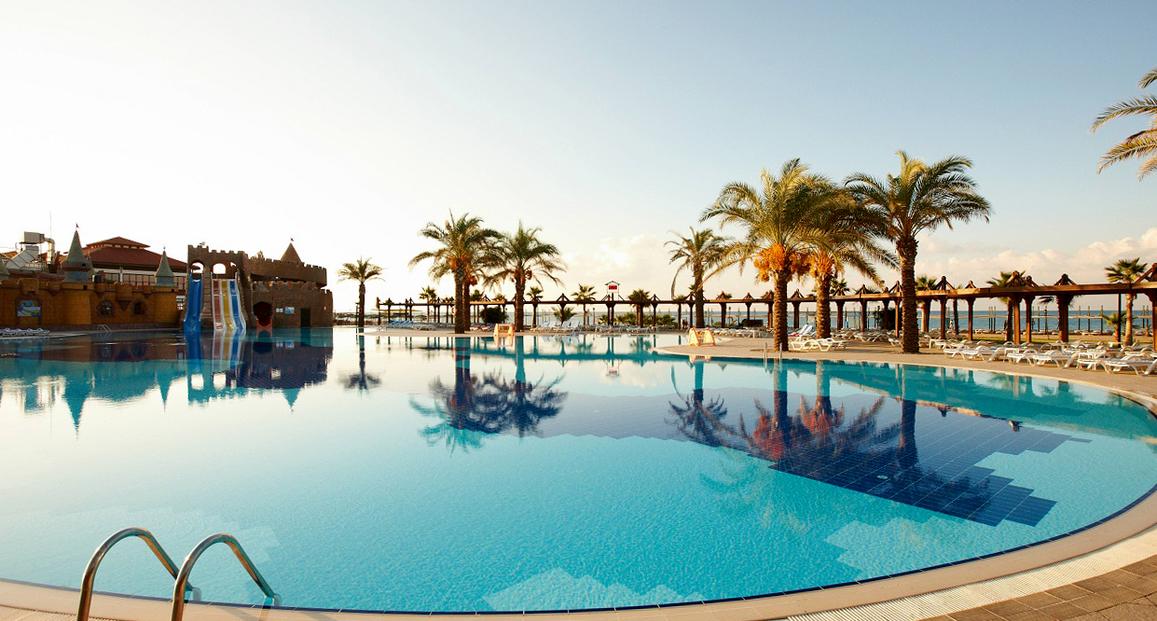 Iberotel Palm Garden - Riwiera Turecka - Turcja