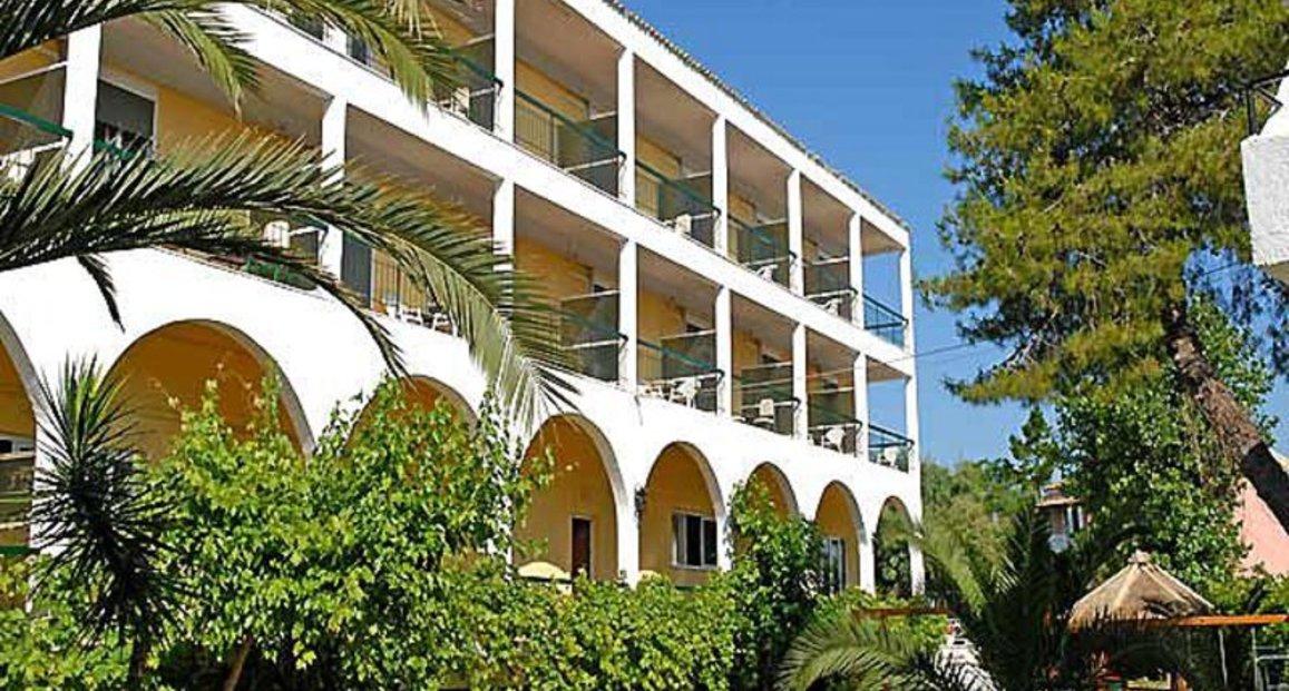 Hotel Popi Star - Korfu - Grecja
