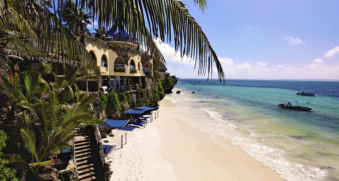 Bahari Beach Hotel Kenia Tui