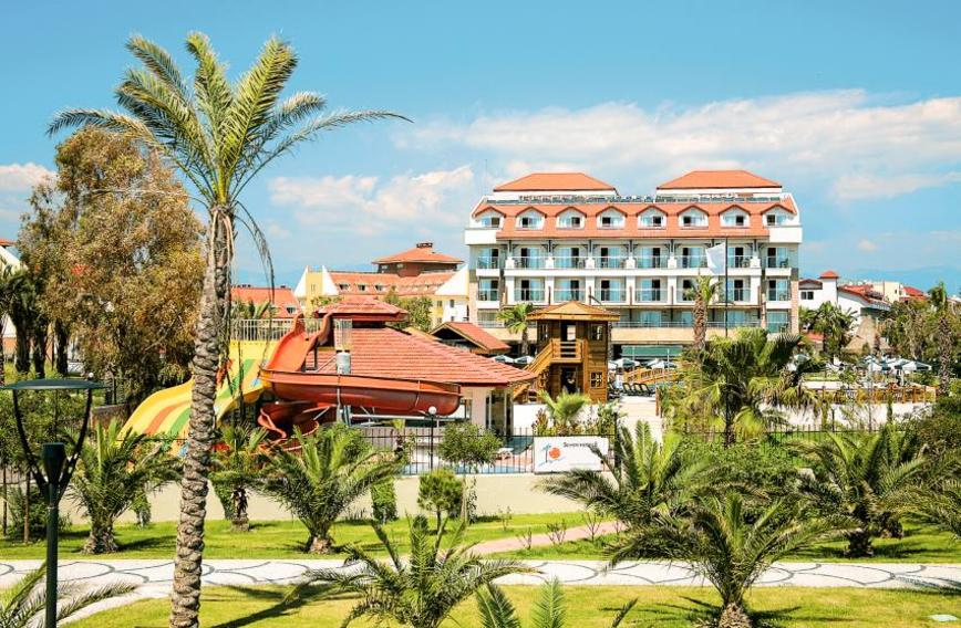 Hotel Seher Resort & Spa - Riwiera Turecka - Turcja